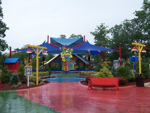 Six Flags Fiesta Texas - Kidzopolis