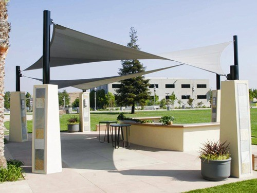 Mariners Church Shade Structure