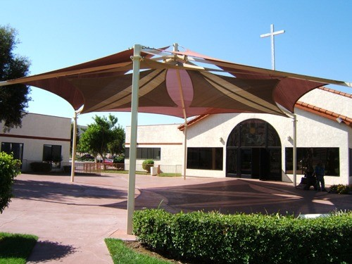 Corpus Christi Roman Catholic Church Shade