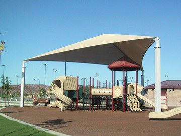 Shade Stuctures for Parks - Anthem Hills Park
