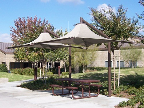Norman P. Murray Center Shaded Picnic Area
