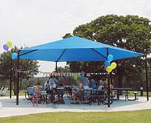 Laguna Blue - Randol Mill Swimming Pool