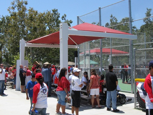 Angels All Star Complex at Pioneer Park