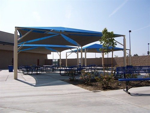 Shade for Schools - Golden Valley High School