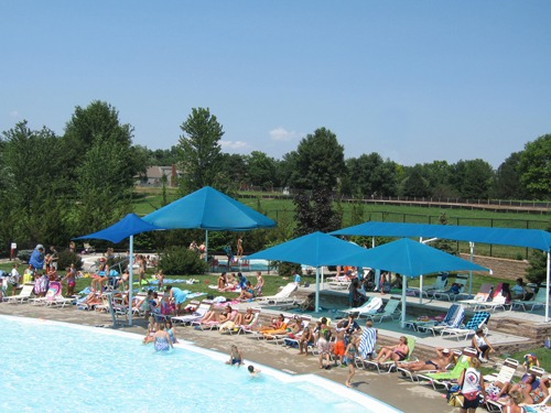 Bluejacket Park Pool