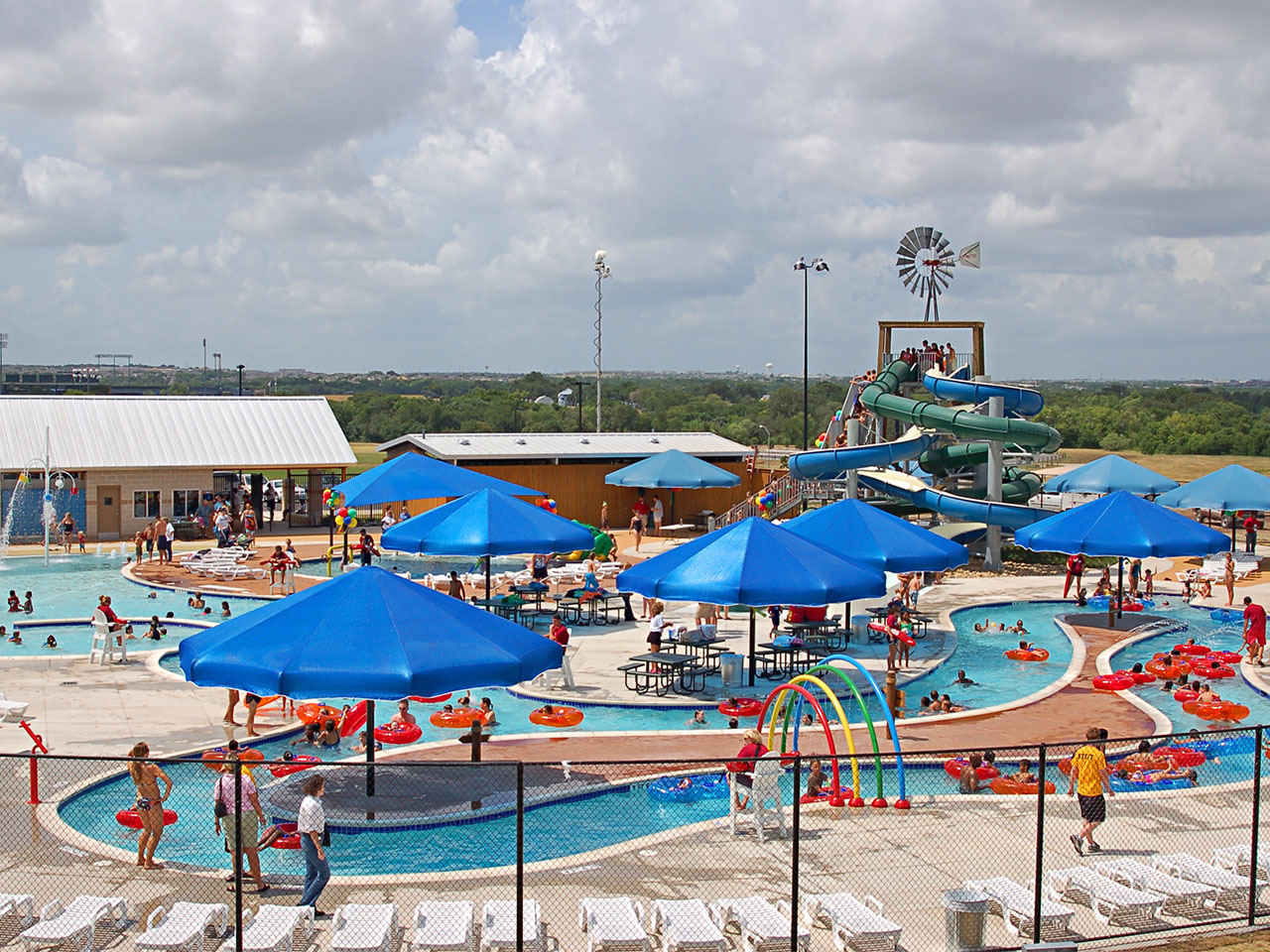 Rock 'N River Family Aquatic Center