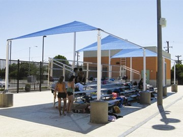 Carson Junior High School Pool