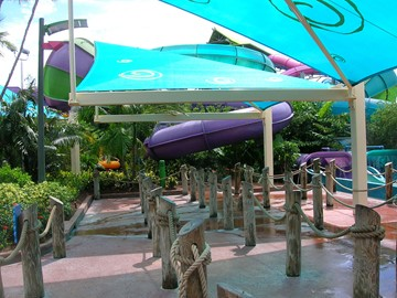 Aquatica Sea World Waterpark - Canti Wave