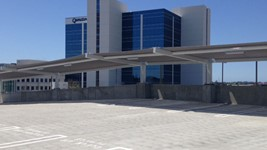 Pacific Center Parking Garage - Single Canti Wing