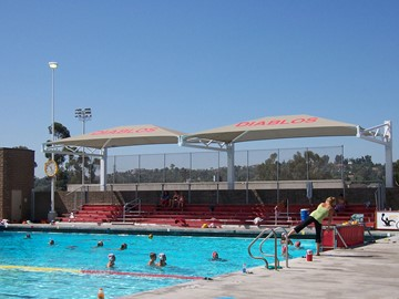 Mission Viejo High School Pool
