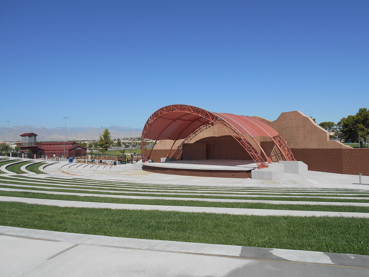 Craig Ranch Amphitheater