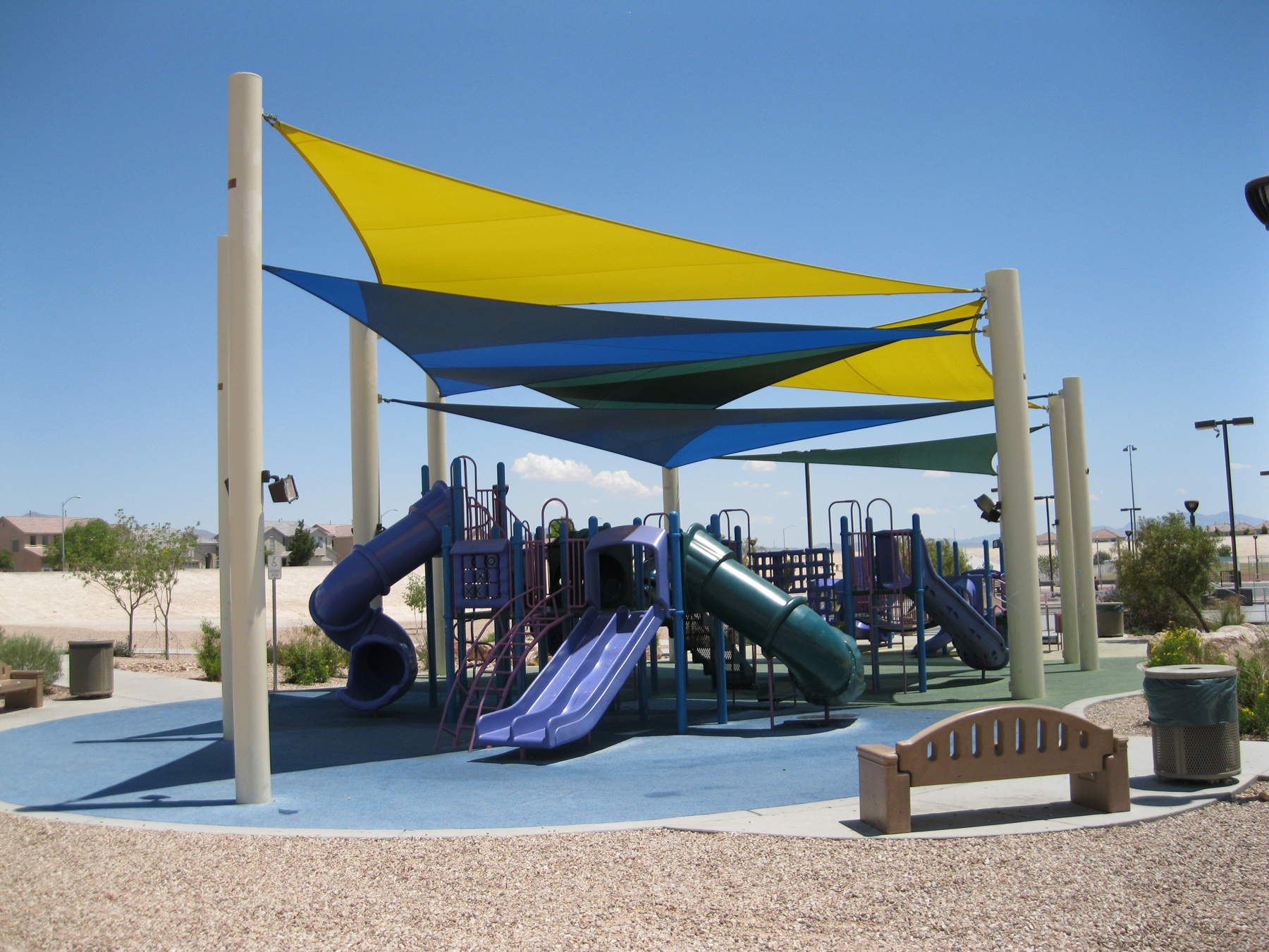 Protect Playground from Sun