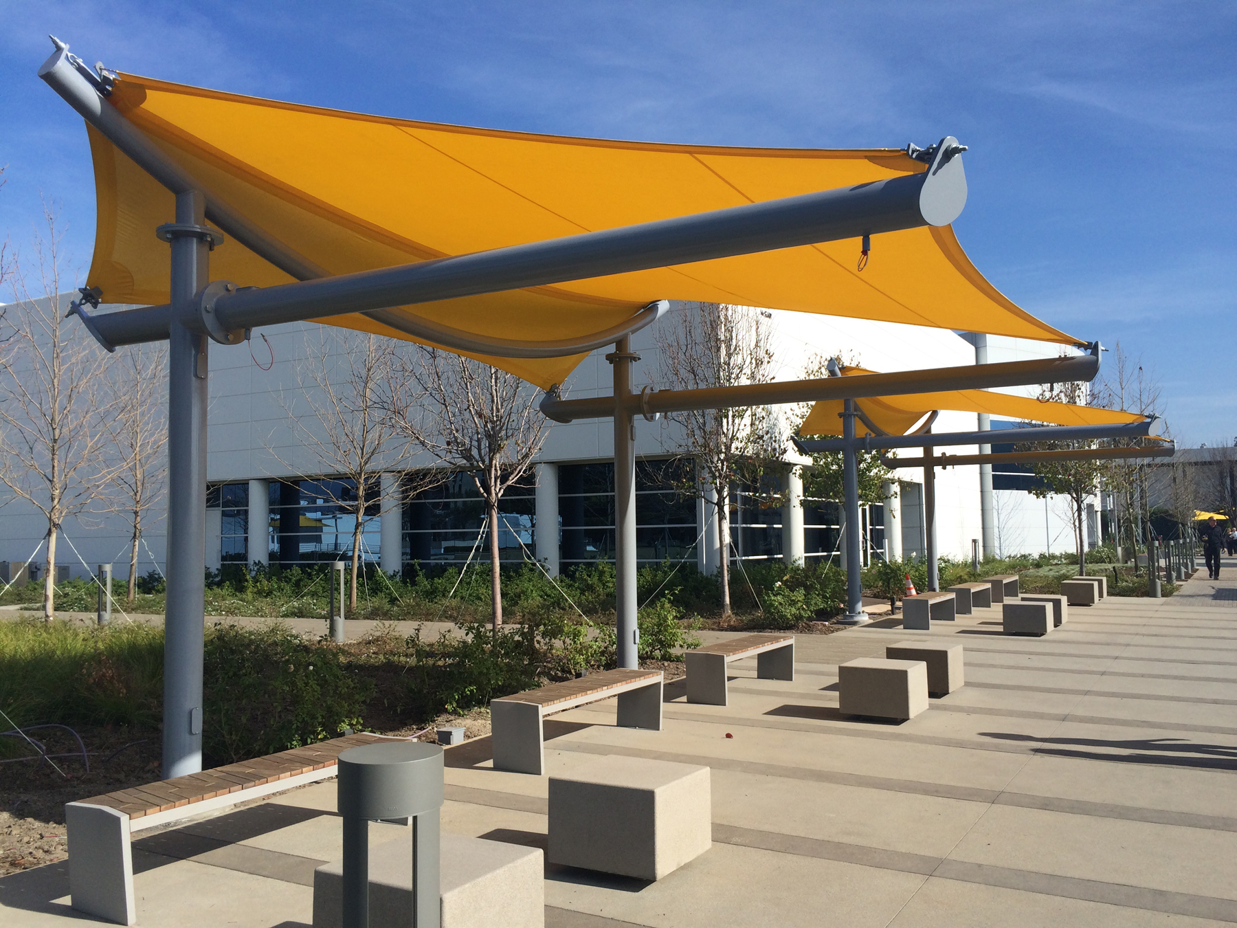 Projects huggins honda usa shade for Shade structures