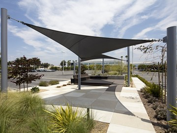 Landscaping and Shade Structures