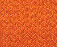 Shadesure Fabric Atomic Orange