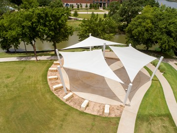 Baylor Tailgating Terrace