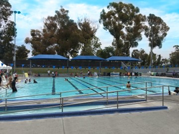 Woollett Aquatic Center