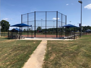 Camp Jordan Park Baseball Fields