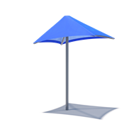Shade for Lifeguard Stand