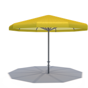 Coolbrella Shade Structure